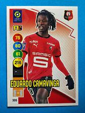 Panini Adrenalyn Ligue 1 2021-22 2022 n.305 Eduardo Camavinga Stade Rennias FC