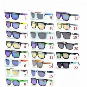 Top SPY1 22COLOR Ken Block Classic Cycling Sports Retro Sunglasses UV400 Eyewear