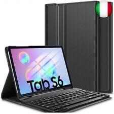 ELTD Italiano Custodia Tastiera per Samsung IT- (IT-SAMSUNG TAB S6 10.5 pollice)