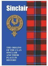 Sinclair Ancestry Scottish Origins of the Clan History Booklet, Scottish Gift