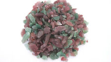 2oz Christmas Tanzurine Chips Green Red 10-30mm Healing Crystal Energy Love