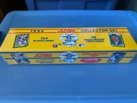 1990 Score Baseball Collector Set Factory Sealed (714 Cards + 56 Magic Motion)