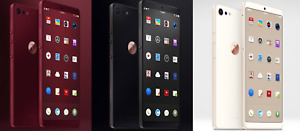 Smartisan Nut Pro 2 - Amazing Smart Phone, Snapdragon, up to 6GB RAM and 128GB