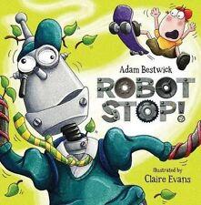 Robot Stop by Adam Bestwick (Paperback, 2015)