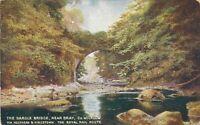 BRAY - The Dargle Bridge near Bray - Wicklow - Ireland - 1910