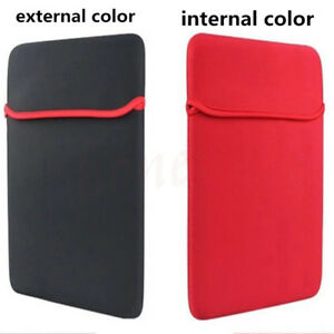 1pc Laptop Bag Mini Pouch Case Cover Bags For Notebook Tablet 7~14 Inch