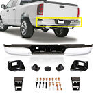 Chrome Rear Step Bumper Assembly For 04 05 06 07 08 Dodge Ram 1500 2500 3500  for sale
