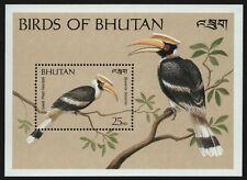 Bhutan 1989 - Mi-Nr. Block 218 ** - MNH - Vögel / Birds