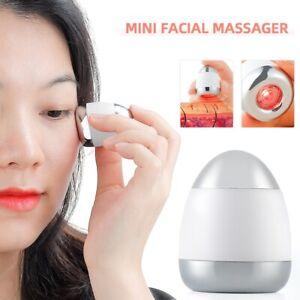 Mini EMS Face Lifting Vibration Massager Microcurrent Skin Anti-Wrinkle Removal