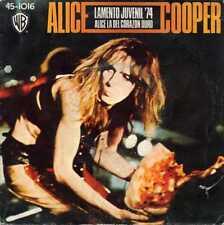 "ALICE COOPER ""TEENAGE LAMENT '74"" ORIG SP 1974 VG/VG+"