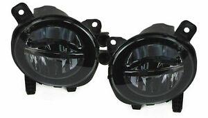 BMW F20 F21 F30 F31 F32 F34 F36 & F36 1 3 & 4 SERIES SMOKED LED FOG LIGHTS USM77
