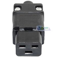 New 1PC IEC-C19 Power Cord Connector Rewirable Plug C19 Female Jack Socket