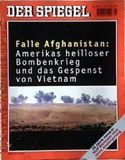 SPIEGEL 45/2001 Der Krieg der USA in Afghanistan