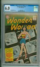 Wonder Woman #103 CGC 6.0 Ross Adndu & Mike Espisito Cover And Art 1959