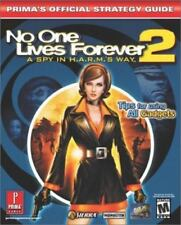 No One Lives Forever 2: A Spy in H.A.R.M.'s Way (Prima's Official Strategy Guide