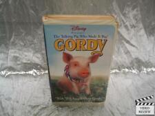 Gordy VHS Large Case