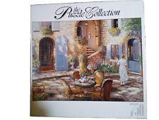 "RoseArt ""Tea in Sunshine"" 750 piece Jigsaw Puzzle 18 15/16"" x 26 3/4"""