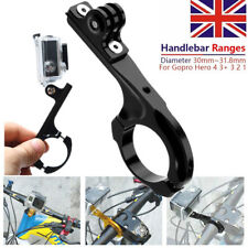 Bike Handlebar Bar Standard Mount Adapter For GoPro Go Pro HD Hero 1 2 3 3+ 4