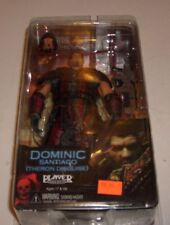 Gears of War 2 - Dominic Santiago Theron Disguise Figure - NECA Series 4 NEW MOC