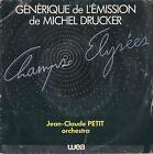 DISCO 45 Giri JEAN-CLAUDE PETIT ORCHESTRA - CHAMPS ELYS�ES / JOGGER