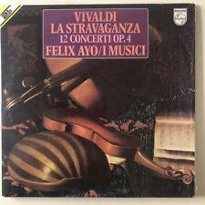 6780 032 Vivaldi La Stravaganza 12 Concerti Op. 4 / Felix Ayo / I Musici 2 LP...