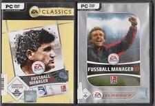 Football Manager 2007 FM 07 + Football Manager 2008 FM 08 Collection PC