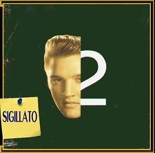 """ELVIS PRESLEY """" ELVIS 2ND TO NONE """" 2 LP SIGILLATO FIRST EDITION 2003"""