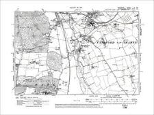 Antique European Maps & Atlases London 1900-1909 Date Range