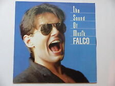 "MAXI 12"" FALCO The sound of musik 258590 0"