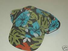 GYMBOREE HIBISCUS FLOWER EAR FLAP CAP HAT 0 12 NWT