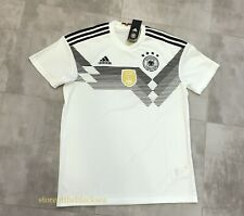GERMANY NATIONAL TEAM 2018 2019 HOME FOOTBALL SOCCER SHIRT JERSEY TRIKOT L