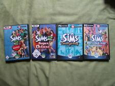 Die Sims Tierisch gut drauf Party ohne Ende Super deluxe 2 Haustiere 2 für PC