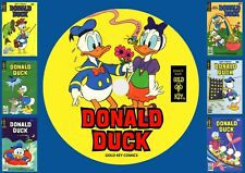 Donald Duck Gold Key Comic Collection On DVD Rom