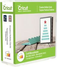 CRICUT *CREATIVE HOLIDAY CARDS* CARTRIDGE *NEW* CHRISTMAS, VALENTINE'S DAY...