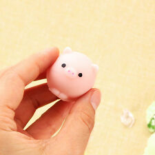 Mochi Cute Pig Ball Squishy Squeeze Healing Fun Toy Gift Relieve Anxiety Decor