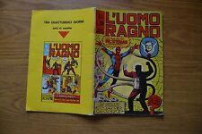 FUMETTO L' UOMO RAGNO N 3 COLLANA SUPER EROI 27 maggio 1970 LIRE 200 COMPLETO
