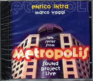 ENRICO INTRA - METROPOLIS - CD NEW