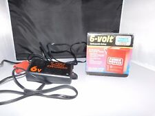 Powerwheels battery and quick charger 6 volt