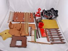 Playmobil Ship Fort Castle Miscellaneous Lot