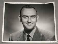 Original Mid 50's Frank Selke Mtl Canadiens photo