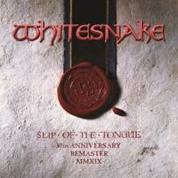 WHITESNAKE-SLIP OF THE TONGUE (DELUXE EDITION 30TH ANNIVERSARY EDITION 2 CD NEU