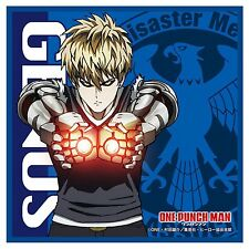 Official One Punch Man Microfiber Towel GENOS Japan Anime Manga