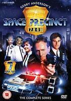 Space Precinct: The Complete Series [DVD][Region 2]