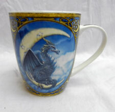 Lisa Parker Boxed Bone China Mug - Bewitched - Dragon Design - BNIB
