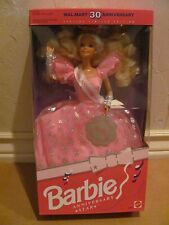 WAL-MART 30TH ANNIVERSARY STAR BARBIE SPECIAL LIMITED EDITION BY MATTEL 1992