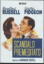 Scandalo premeditato (1941) DVD