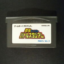 KONCHUU MONSTER BATTLE STADIUM Game Boy Advance NTSC JAPAN・❀・Nintendo 昆虫モンスター