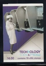 AUSTRALIA Technology Then & Now MNH Booklet