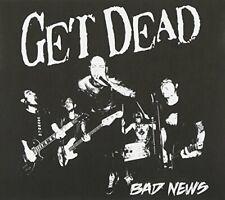 Get Dead - Bad News [CD]