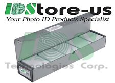 500 Blank White PVC Cards, CR80, 30 Mil, Credit Card Size, Graphics Quality.